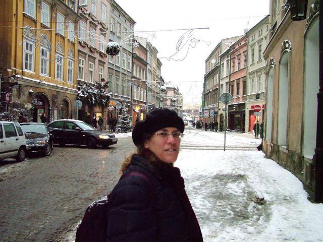איריס בראש השנה האזרחית בקרקוב, 2005